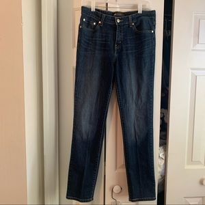 Levi's Mid Rise Skinny Jeans size 12